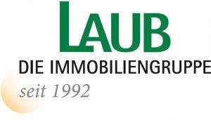 logo laub immobilien